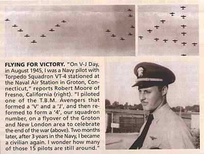 V-J Day - Flying for Victory