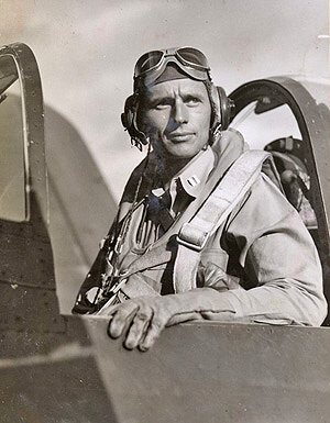 Capt William J. Bedford, VMF-124