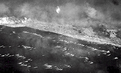 marines flaming hell on iwo air group 4