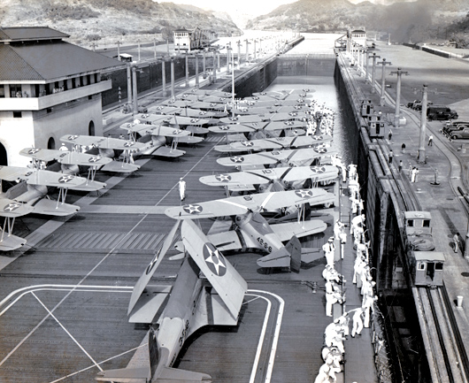 History of the USS Ranger (CV-4) - Air Group 4